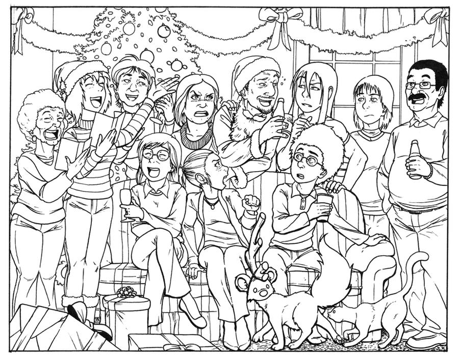 feliz navidad by VanHeist on DeviantArt