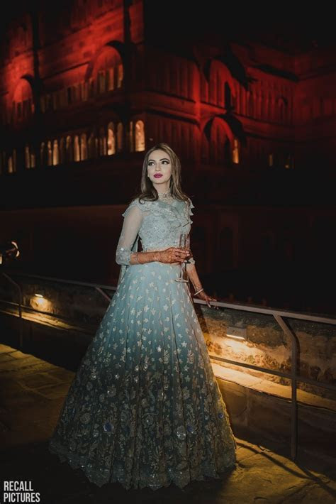Wedding Lehenga Colours to opt for your Night Wedding!   Blog