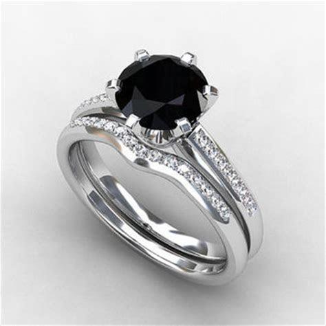 Izyaschnye wedding rings: Gothic wedding engagement rings