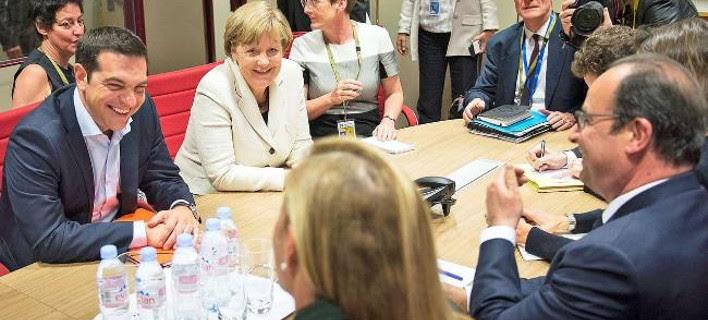 Bild: Η Γερμανία κάνει πλάνα για Grexit και έλεγχο κεφαλαίων