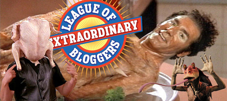 This week's assignment from the League: Let's talk turkey