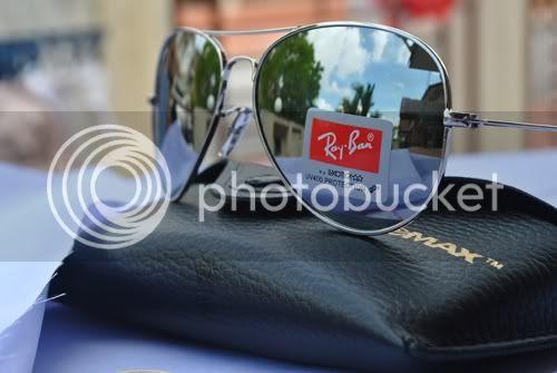 ray ban aviators silver mirrored. NEW RAY BAN AVIATOR 3025