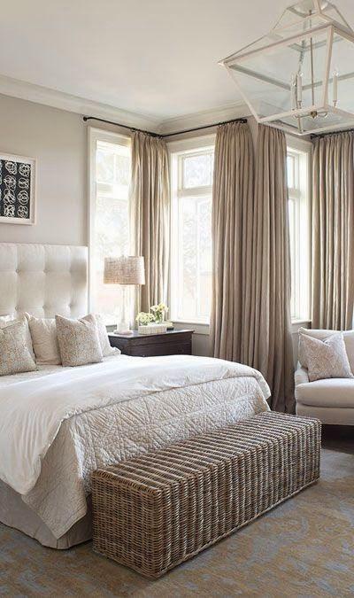 10 Amazing Neutral Bedroom Designs | Decoholic