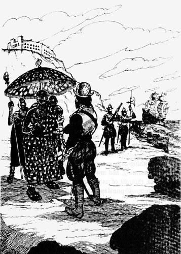 Don Diego at Edina - Elmina