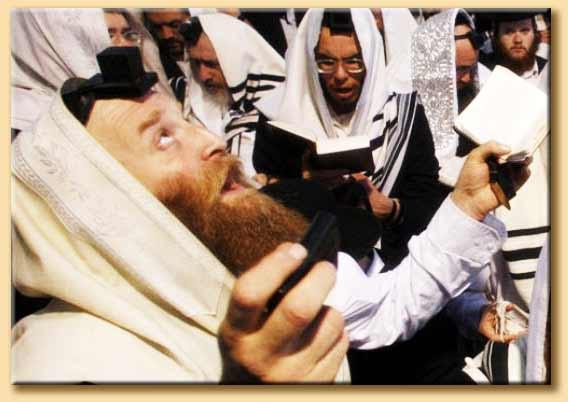 ebrei hassidici