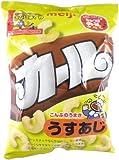 明治製菓 カールうすあじ 75g×10個