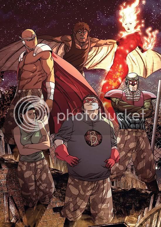 Avengers The Initative #13