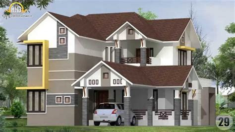 latest house design  kathmandu nepal front design