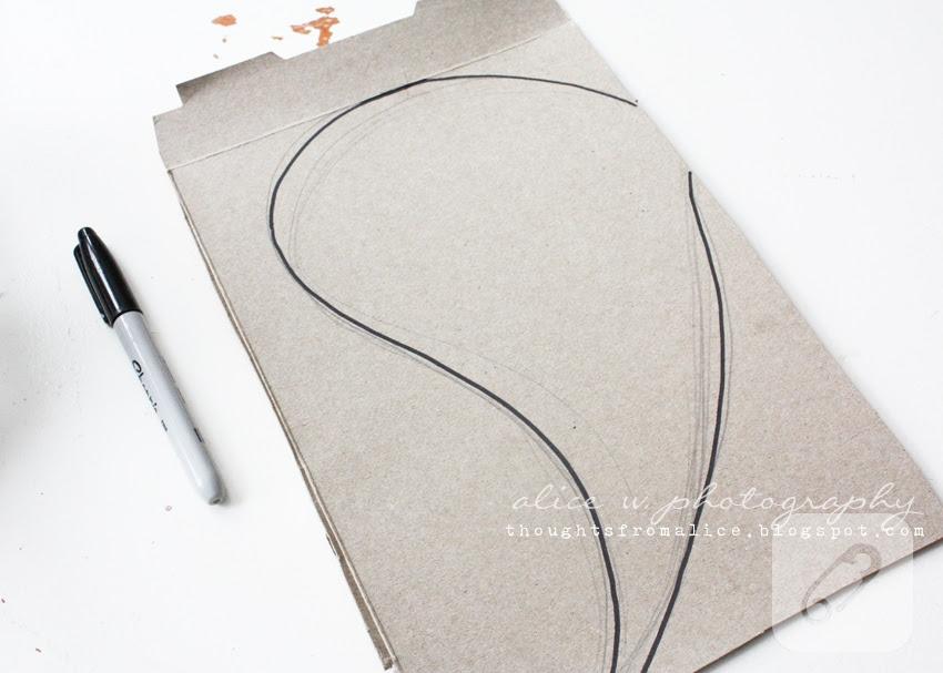 Kağıttan Melek Kanatları Yapımı 10marifetorg