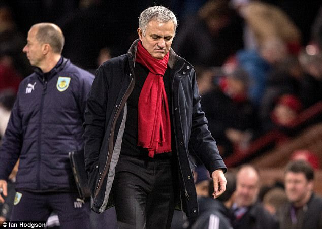Jose Mourinho will have plenty food for thought about his front two after Boxing Day's display