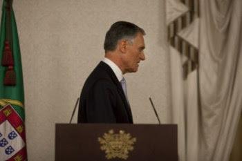 A Presidência da República negou as notícias do fim-de-semana