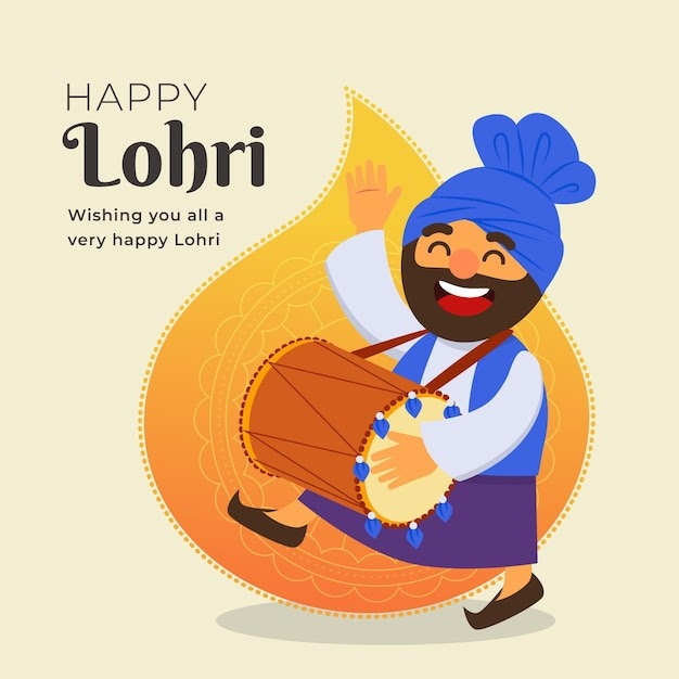 Happy Lohri Punjabi Messages, Punjabi Wishes Messages, Lohri Wishes Messages in Punjabi 2021