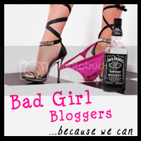 Bad Girl Bloggers Button