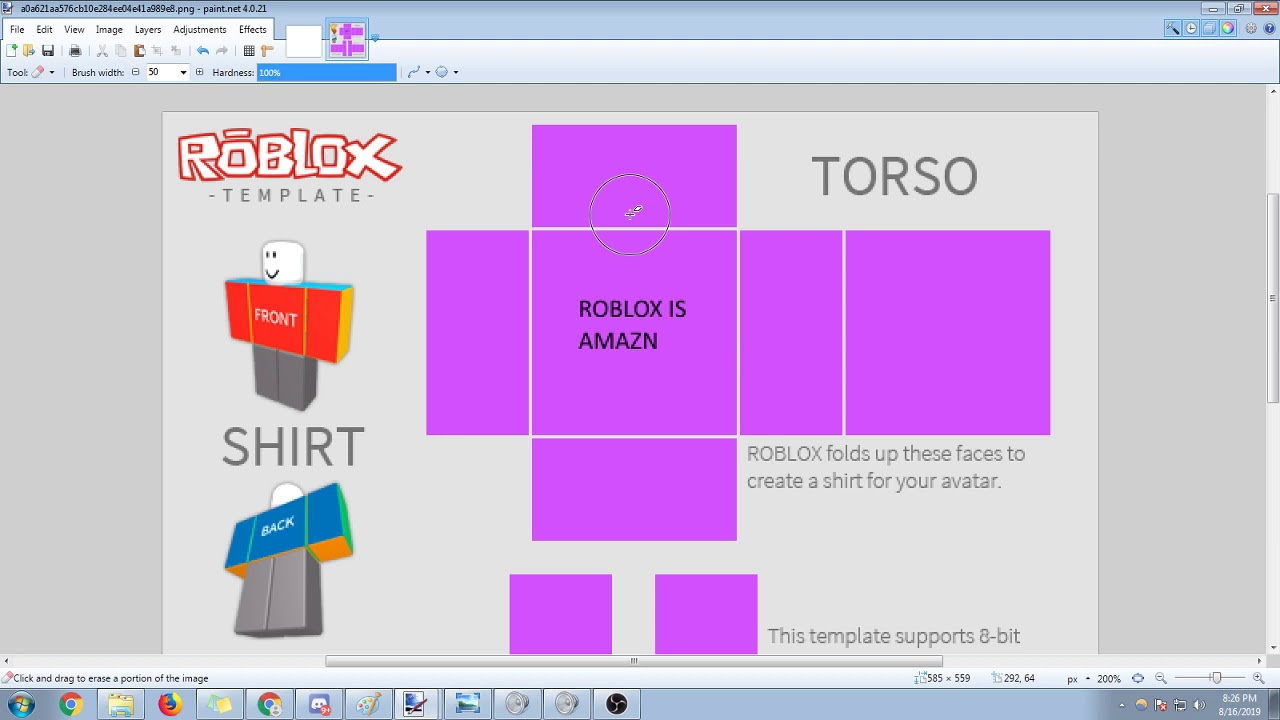 How To Make Ur Own Roblox Shirt - roblox creating clothes mobile