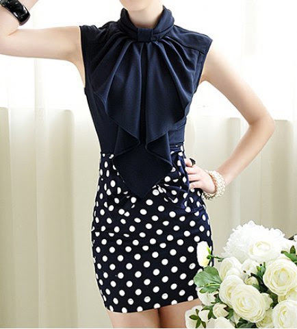 fashionsensexoxo: Get this cute dress right here!