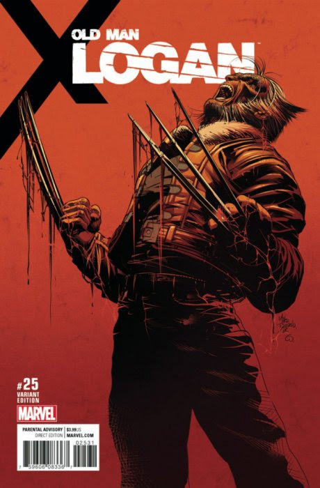 Old Man Logan #25