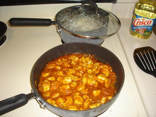 Slumdog Millionaire Chicken Tika Masala