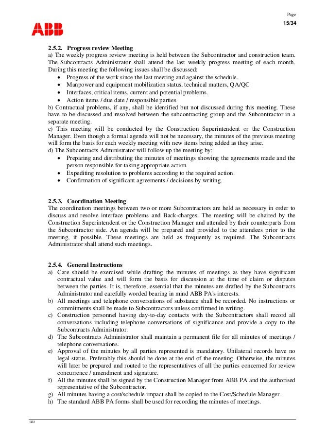 Construction Meeting Minutes Template from lh6.googleusercontent.com