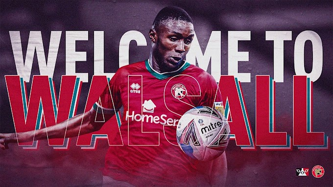 """""""I'm Excited by the Challenge"""" - Emmanuel Osadebe Delighted to Join the Saddlers"""