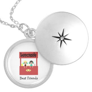 Best Friends Lemonade stand Jewelry