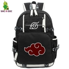Naruto School  bag Teenagers Boys Girls Laptop Travel Rucksack