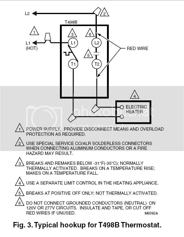 29 Double Pole Thermostat Wiring Diagram