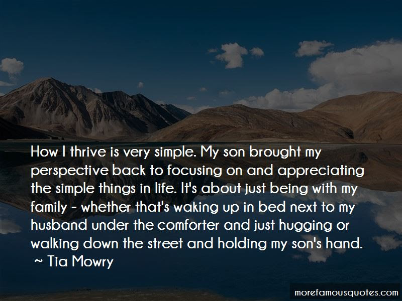 Appreciating Simple Things Life Quotes Top 1 Quotes About