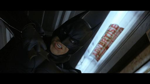 CHRISTIAN BALE: Sturdy looking teeth.