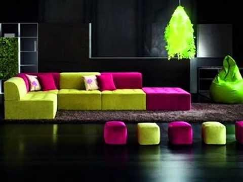 Salas Modernas Salas Y Comedores Decoracion De Living