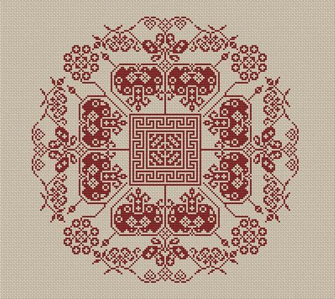 Instant Download,Free shipping,Cross stitch pattern, Cross