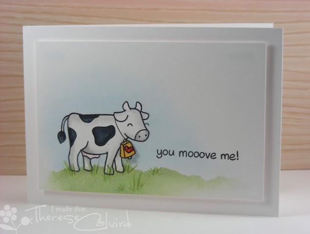 you mooove me! CAS