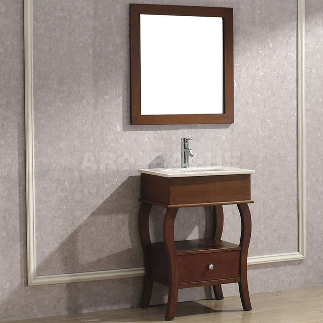 Small Bathroom Vanities - traditional - bathroom vanities and sink ...