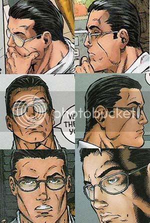 He's got more glasses than Elton John!