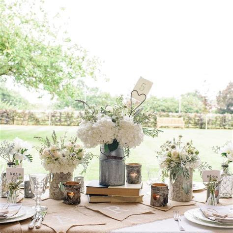 17 Best ideas about Wedding Table Centres on Pinterest