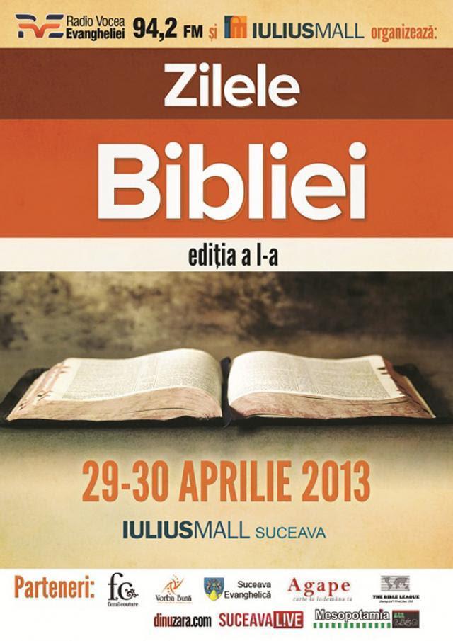 Expoziţie de Biblii vechi