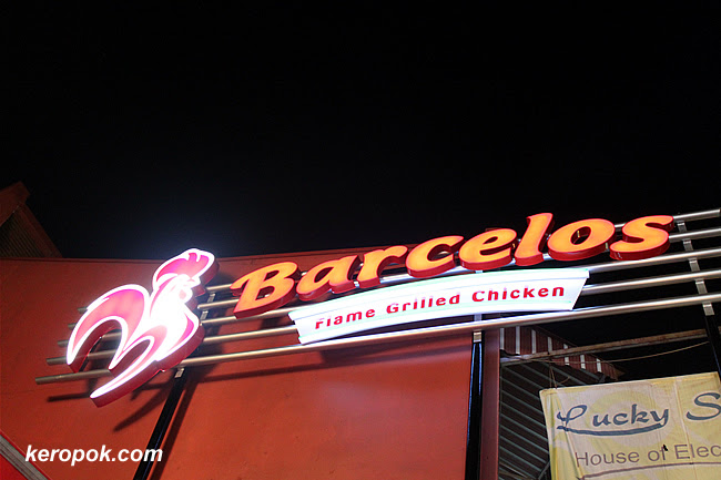 Barcelos (this branch at Holland Village)