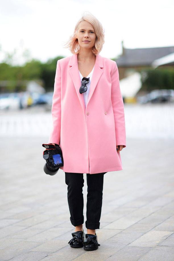 pembe ceket