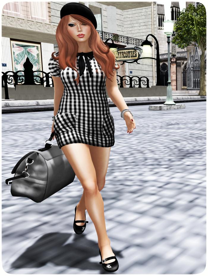 Shopping in Paris 1-1