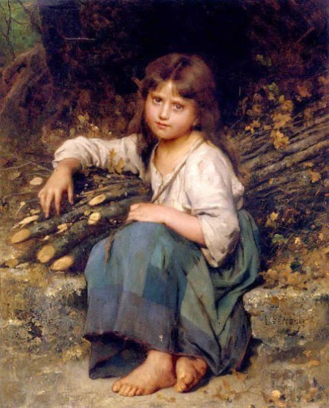 La fille du bucheron