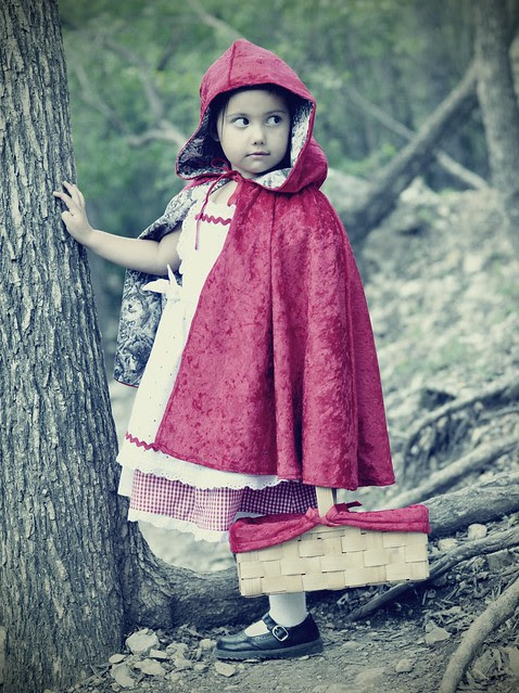 Cappuccetto Rosso: Favola da Leggere, Ascoltare e Scaricare
