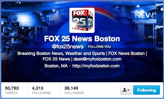 FOX 25 News Boston (fox25news) on Twitter