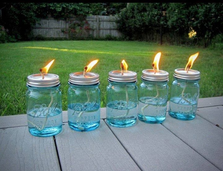 How to make citronella candles - Homemade Citronella Candles