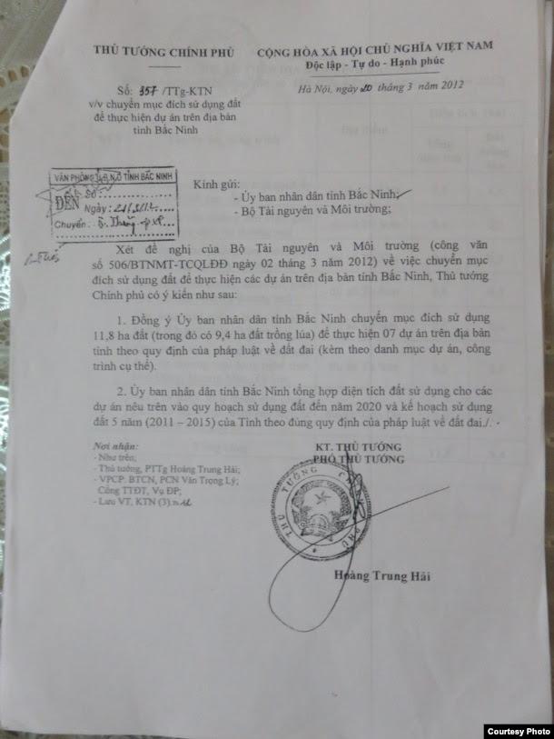 """Ai dám """"thanh tra"""" những dự án do PTT gốc Tàu Hoàng Trung Hải """"bảo kê""""? (Ảnh: Lê Anh Hùng)"""