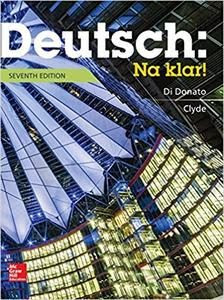 Na-klar-An-Introductory-German-Course-224x300 Deutsch: Na klar! An Introductory German Course,7 edition