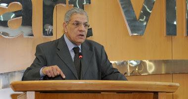 المهندس إبراهيم محلب رئيس الوزراء
