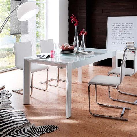esstisch esszimmertisch tisch  ausziehbar modern