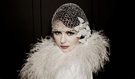 5 Bridal Designers On Trend for Jazz Age Fashion