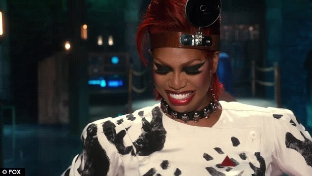 Image result for Laverne Cox rocky horror