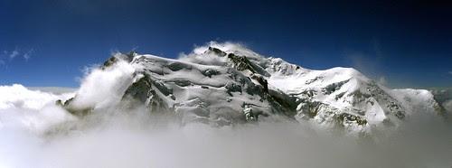 Mont-Blanc - Panorama