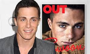 colton haynes reveals father committed suicide
